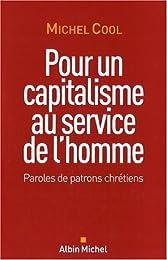 Pour un capitalisme au service de l'homme