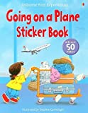 img - for Going on a Plane Sticker Book [With Sticker(s)]   [STICKER BK-GOING ON A PLANE] [Paperback] book / textbook / text book