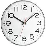TFA 60.3017 - Reloj de pared, color blanco