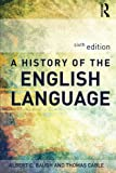 img - for A History of the English Language book / textbook / text book