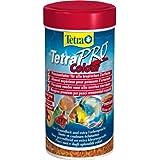 Tetra 140462 TetraPro Colour, Premiumfutter für alle Zierfische für extra Farbenpracht, 250 ml