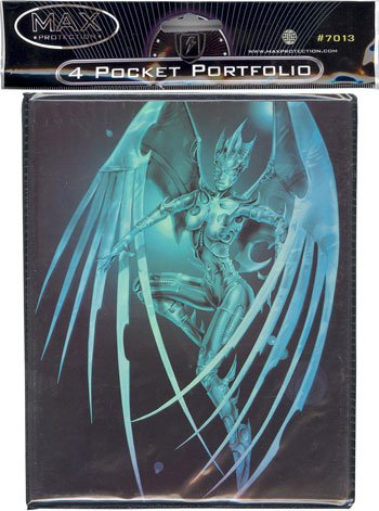 4 Pocket Portfolio: Cyber Angel