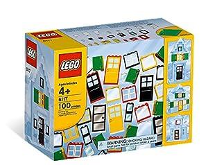 LEGO Model 6117: Doors & Windows