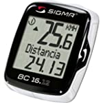 Sigma Sport Fahrradcomputer BC 16.12,...