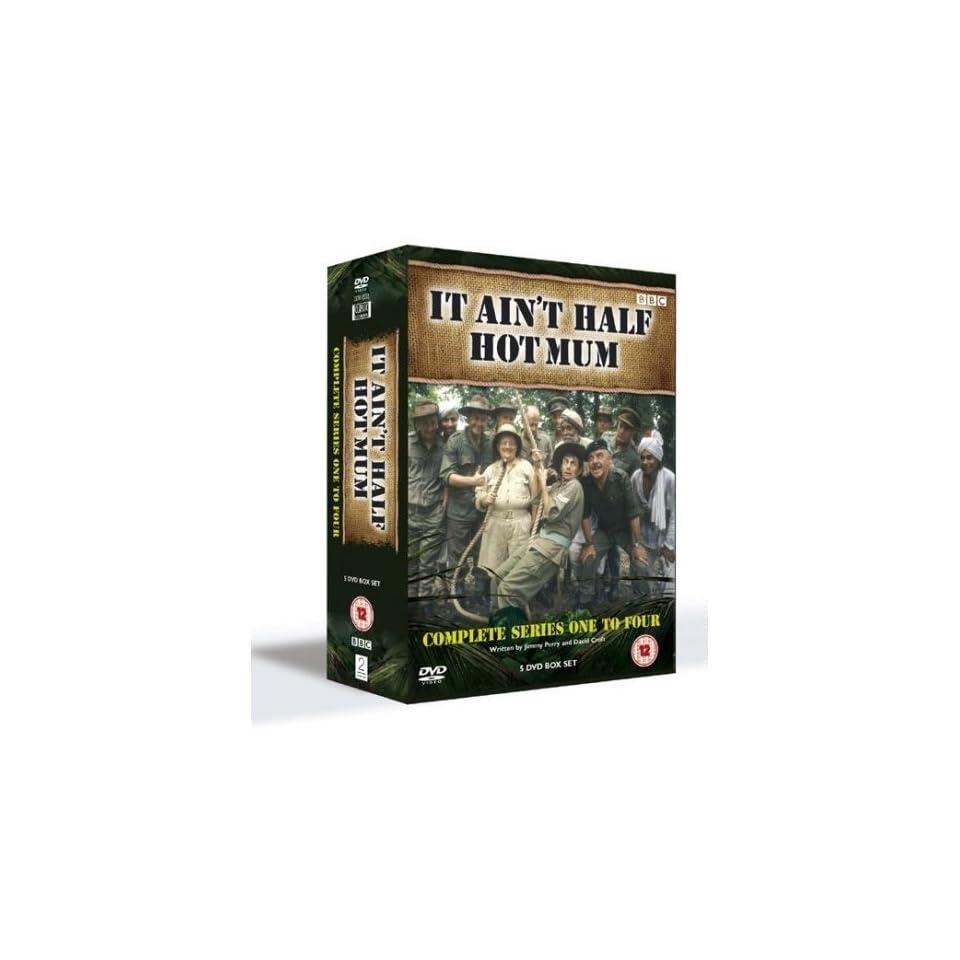 It Aint Half Hot Mum   Series 1 4   5 DVD Set [ NON USA FORMAT, PAL, Reg.2.4 Import   United Kingdom ]