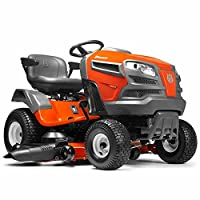 "Husqvarna 960430214 YTA24V48 24V Fast Continuously Variable Transmission Pedal Tractor Mower, 48""/Twin from Husqvarna"