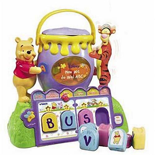 Vtech ordinateur pour enfant winnie l 39 ourson mon pot - Jeux de winnie l ourson gratuit ...