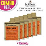 6 Combo Deal! Dr. Miracles Follicle Healer Deep Conditioning Treatment