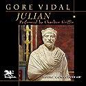 Julian Hörbuch von Gore Vidal Gesprochen von: Charlton Griffin