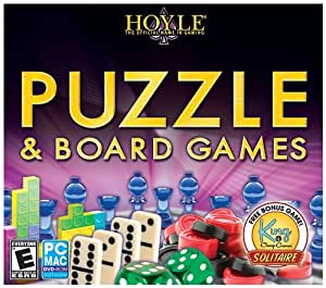 Hoyle Classic Puzzle and Board Games - Standard Edition