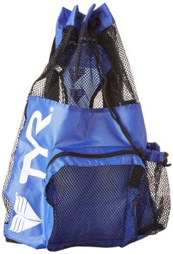Tyr Big Mesh Mummy Gear Bag, Royal Blue
