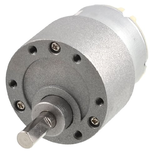 Tissue Machine Component 37Gb Dc 6V 150Rpm 80Ma Electric Geared Motor