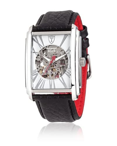 Detomaso Reloj de cuarzo  Negro 40 x 37 mm