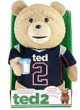 映画 Ted2 テッド2 公式 おしゃべり ぬいぐるみ 40cm 16インチ ジャージ しゃべる テディベア