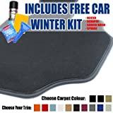 Hyundai i30 Premier Tailored Car Mats (2007-2011) with FREE Winter Kit worth £9.99