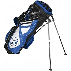 Datrek Sabre Stand Bag (Royal/Black/Silver)