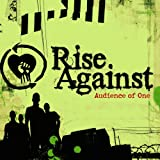 CD - Audience of One von Rise Against