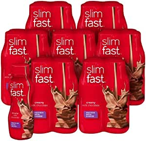 Slim Fast Creamy Milk Chocolate Review