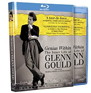 Genius Within: The Inner Life of Glenn Gould [Blu-ray] [Import]