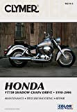 James Grooms Honda VT750 Shadow Chain Drive 1998-2006 (Clymer Motorcycle Repair) (Clymer Manuals: Motorcycle Repair)