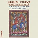 Sarum Chant - Missa in Gallicantu. Ta...