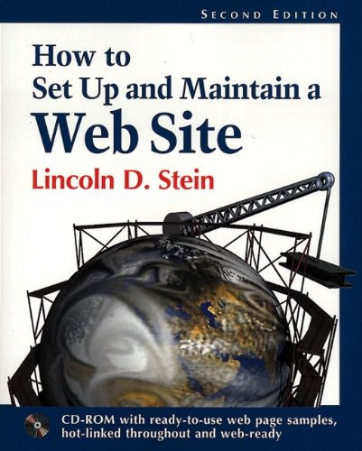 How to Set-Up and Maintain a Web Site (2nd Edition)