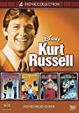 Disney Kurt Russell Collection: Strongest Man In The World / Computer Wore Tennis Shoes / Horse In Grey Flannel Suit / Now You See Him