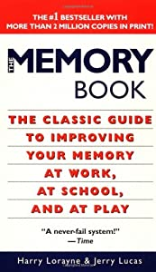 "Cover of ""The Memory Book: The Classic Gu..."
