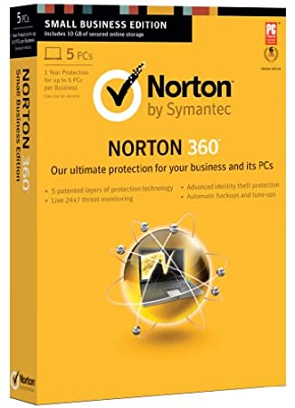 Norton 360 2013 - 5 Users