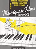 Musique de films - Piano à 4 mains