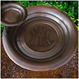 Team Sports America New York Yankees Bird Bath/Feeder at Amazon.com