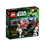 Lego Star Wars TM - 75001 - Jeu de Construction - Republic Troopers Vs Sith Troo
