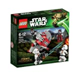 Lego Star Wars - 75001 - Jeu de Construction - Republic Troopers Vs Sith Trooper
