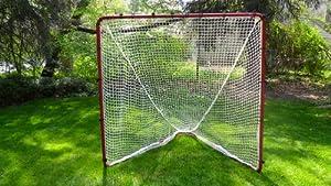Shotenheimer Lacrosse Goal with 5 MM net by FoldFast