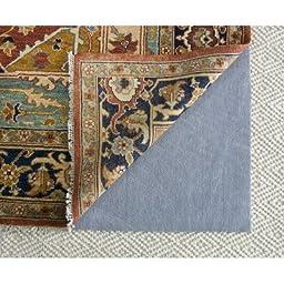 Safavieh Padding Collection PAD130 Grey Area Rug, 4 feet by 6 feet (4\' x 6\')