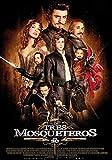 Los Tres Mosqueteros [Blu-ray]