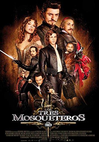 Los Tres Mosqueteros (3d) (Blu-Ray) (Import Movie) (European Format - Zone B2) (2012) Lerman; Logan; Jobobich