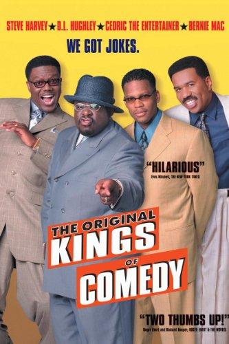 Amazon Com The Original Kings Of Comedy Steve Harvey D
