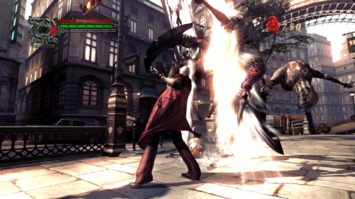 Devil May Cry 4 galerija