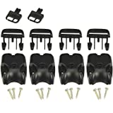Sure Lock Hot Tub Spa Cover Replacement Latches with Keys - Set of 4