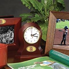 Memory Company MC-MLB-BRS-822 Boston Red Sox Desk Clock by Memory Company