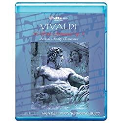 Vivaldi/ Titian: L'ESTRO ARMONICO - Acoustic Reality Experence Presented with Art of Titian 7.1 HD Master Audio [Blu-ray]