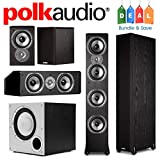 Polk Audio 5.1 Speaker Bundle with