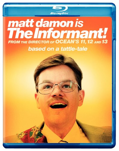 Cover art for  The Informant! [Blu-ray]
