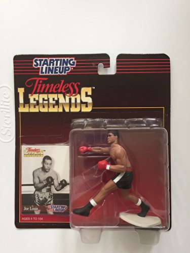 Joe Louis Starting Lineup Timeless Legends Action Figure (Boxing)