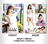 ユナ (YOON A) 少女時代 クリア フォルダー / ファイル (Clear Folder / File) [A4 SIZE] グッズ