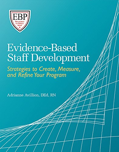 Evidence-Based Staff Development: Strategies to Create, Measure, and Refine Your Program