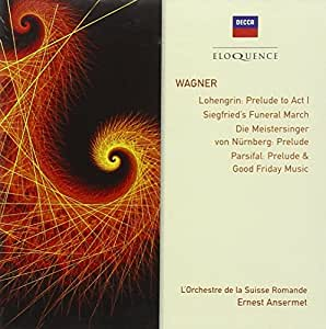 Wagner:Preludes from Lohengrin