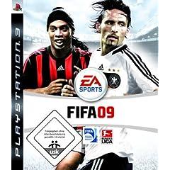 Fifa 09 für PS3