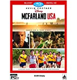 McFarland, USA 1-Disc Blu-ray + Digital HD